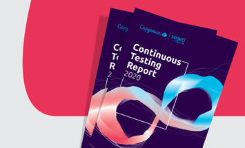 Continuous Testing Report 2020
